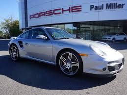 porsche 911 turbo awd pre owned 2007 porsche 911 turbo 2dr car in parsippany 7239