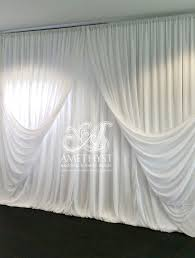Criss Cross Curtains 62 Best Criss Cross Curtain Backdrops Images On Pinterest