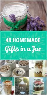 48 homemade gifts in a jar tip junkie