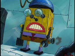 robot spongebob encyclopedia spongebobia fandom powered by wikia