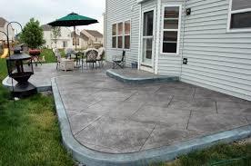 Concrete Patio Designs Layouts Concrete Patio Designs Layouts Patios Great Ideas Covered Pictures