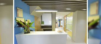 spa reception desk