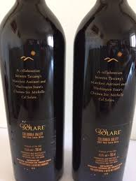 columbia valley wine collections chateau 1997 col solare columbia valley x 2 bottles catawiki