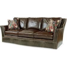 Century Leather Sofa Buy The Century Leather Berkley Sofa Ce Lr 28242 At Carolina Rustica