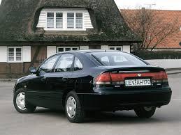 mazda 626 mk 4 hatchback specs 1991 1992 1993 1994 1995