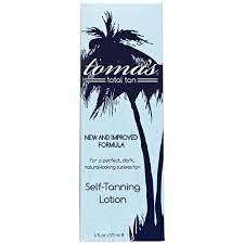 tomas tan perfect self tanning lotion