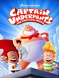 amazon com captain underpants the first epic movie david soren