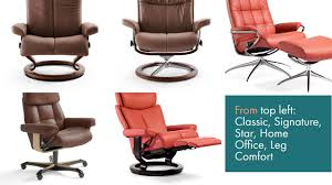 Stressless Recliners Five Bases  Which is Best for You  Circle