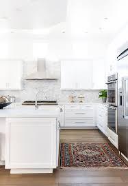 white modern kitchen ideas best 25 white contemporary kitchen ideas on