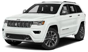 jeep white 2018 jeep grand cherokee overland in bright white clearcoat for