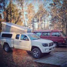 pop up cer toyota tacoma tacoma aluminum pop up expedition portal cers