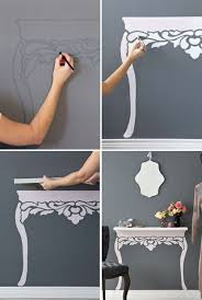 Easy To Make Home Decorations 40 Awesome Wall Diy Ideas Tutorials For Your Home Decoration