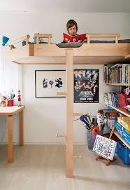 Modern Bunk Beds For Boys Excellent Combination Of Modern Bunk Bed And Loft Designs