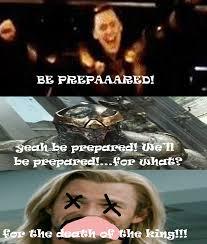 Avengers Memes - the thor king avengers meme by harrypotterfandom101 on deviantart