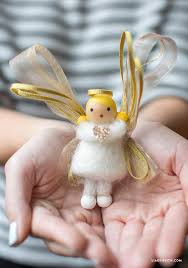 diy angel kids craft lia griffith
