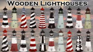 lawn lighthouses for yard or garden the lighthouse