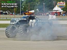 duquoin monster truck show the fight to the finish monster nationals ready to thunder