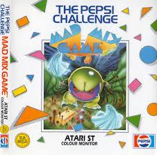 Challenge Mix Atari St Pepsi Challenge Mad Mix Scans Dump