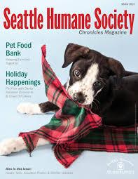 lexus santa monica matt unger seattle humane society magazine winter 2012 by seattle humane