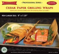 paper wraps cedar paper cedar paper grilling wraps buy cedar paper wraps