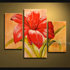stunning contemporary wall art oil painting on canvas panels