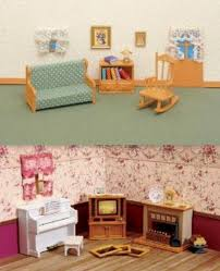 Calico Critters Living Room by Calico Critters Living Room U0026 Accessories 2 Furniture Sets