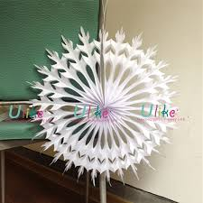 Frozen Decoration For Christmas Tree by New Style White 3d Snowflake Christmas Tree Decorations Korean