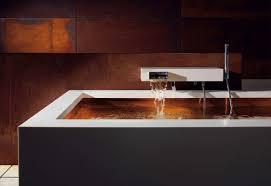 elemental spa kata wall mounted single lever bath mixer with elemental spa kata wall mounted single lever bath mixer with shower set by dornbracht stylepark
