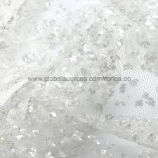 glitter tulle 100 and glitter tulle net fabric designed for evening
