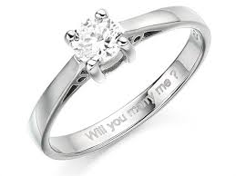 silver diamond rings silver and gold rings f hinds jewellers