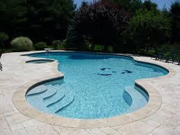 pool ideas inground swimming designs bocce court mini above deck