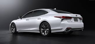lexus sports car white wallpaper lexus ls 500 f sport white 2017 new york auto show