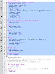 html layout under fluid grid layouts