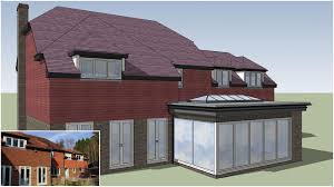 sunroom roofs u0026 mono pitched roof also known as a lean style