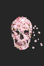 skull flower pictures photos and images for