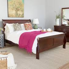Louis Philippe Sleigh Bed Shop Queen Sleigh Bed On Wanelo