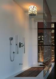 Open Shower Bathroom Design Open Shower Bathroom Design For Fine Apartments Open Shower