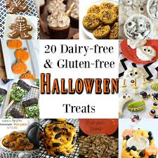 Vegan Halloween Appetizers Making It Milk Free Halloween Treat Round Up 20 Dairy Free