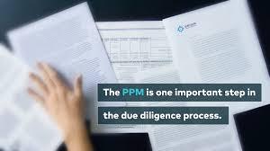 private placement memorandum evaluating private equity real estate