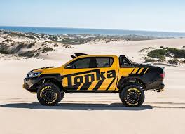 modified toyota the world u0027s most badass toyota hilux with video cars co za