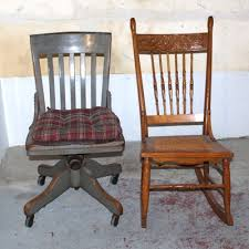Vintage Wood Chairs Vintage Chairs Antique Chairs And Retro Chairs Auction In