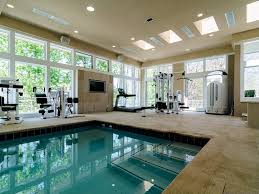 Best Home Swimming Pools 20 Of The Most Impressive Home Gym Designs Gym Design Gym And