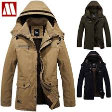 aliexpress buy 2017 wintet casual mens fur winter coats army
