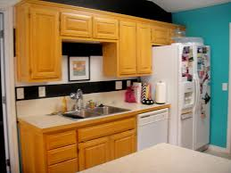 painting dark cabinets white kitchen trend colors fresh blue wall for kitchen pure white