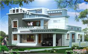 indian house plans with photos single floor home with center car porch indian house plans