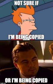 Futurama Meme Maker - futurama inception eye squint imgflip