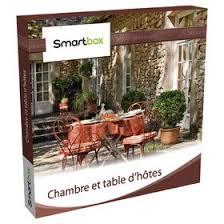 coffret cadeau smartbox chambre et table d hôtes amazon fr