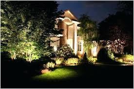 Led Vs Low Voltage Landscape Lighting Led Low Voltage Landscape Lighting Bulbs