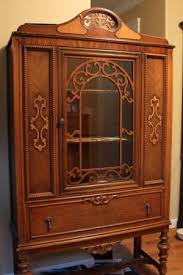 antique china cabinet vintage cabinets for diva u0027s pinterest