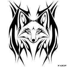 foxtwist tribal by fullmetal fox on deviantart